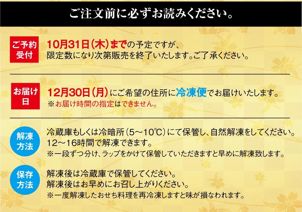 2020おせち祝春トップ7