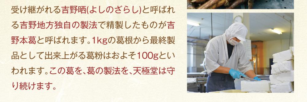 吉野本葛古稀商品トップ6
